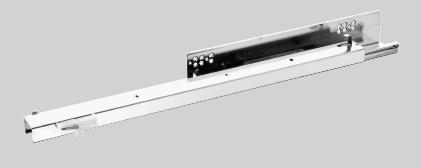 Dynamic 884 plnovýsuv s trnem 450 mm