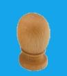 64 Knobka dřevěná borovice surová