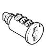 Huwil VCS 18 výměnná vložka Ni č 3010