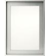 Hliníkový nábytkový rámeček  S9   344x994 mm